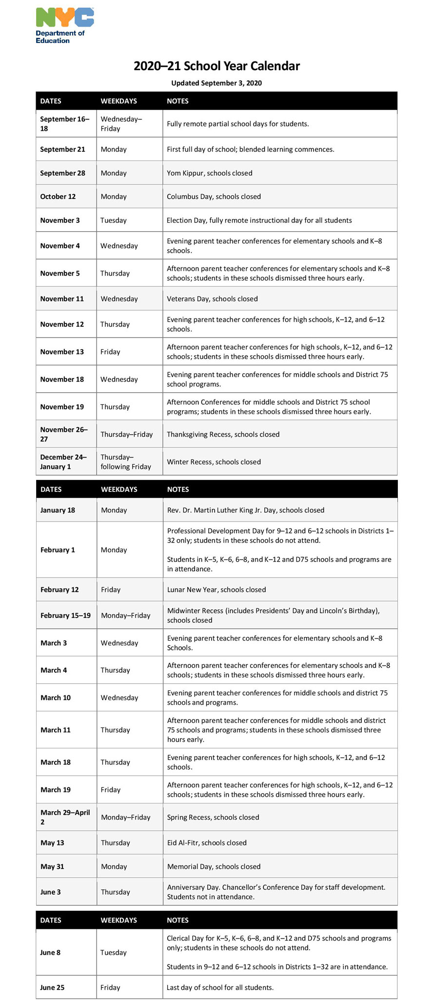 school calendar for families 2020 2021 page 001 1
